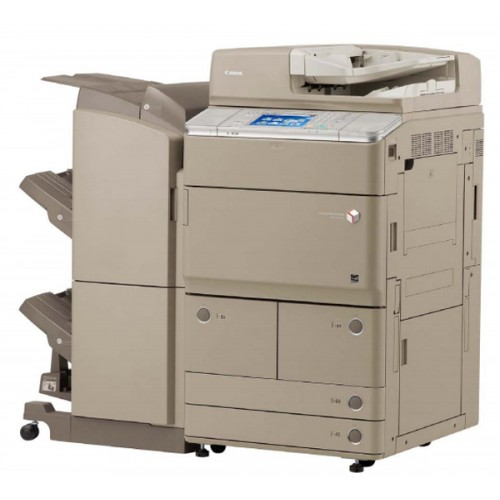 how to add printer manuallly cacon imagerunner